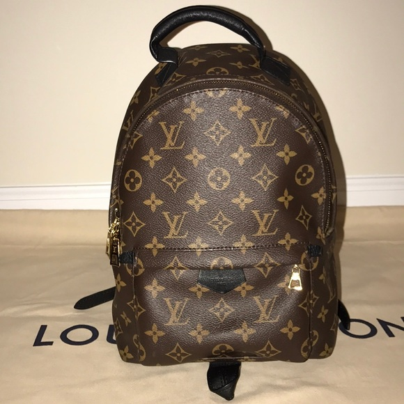 6adbf4ee10 Louis Vuitton Palm Springs backpack PM